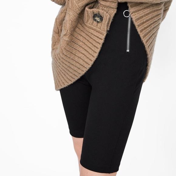77d95f85 Zara Pants | Nwt Shorts | Poshmark